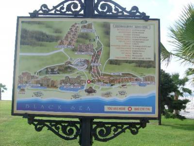 Elenite-térkép