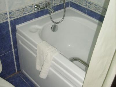 Grand Várna: fürdőszoba