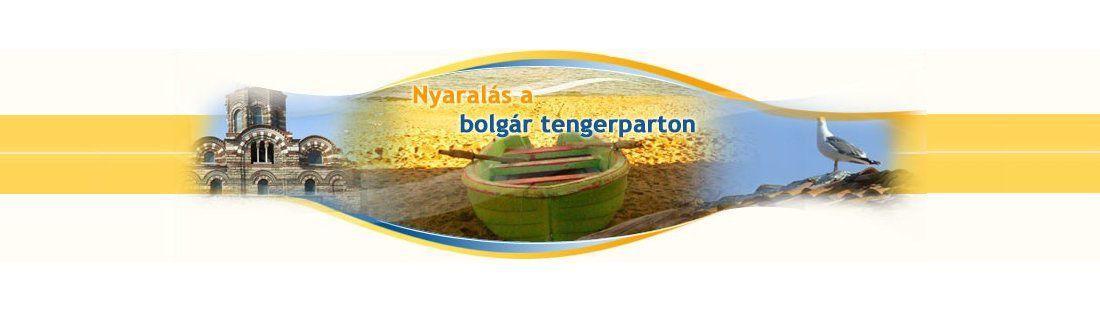 Bulgár tengerpart