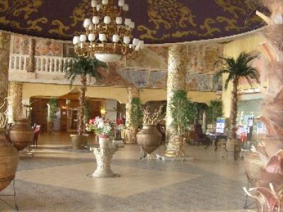 Royal Park lobby