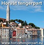Horvát tengerpart - nyaralás Horvátországban