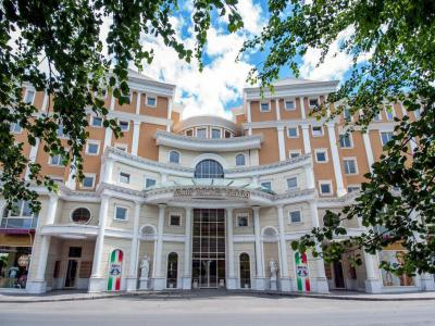Rome Palace deluxe4* 2019