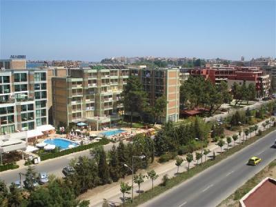 Hotel Nimpfa Rusalka** 2014