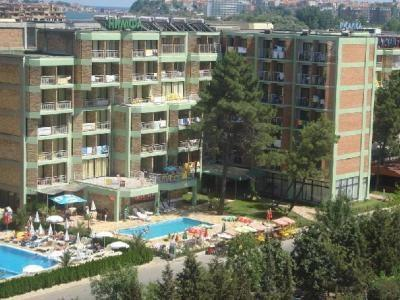 Hotel Nimpfa Rusalka
