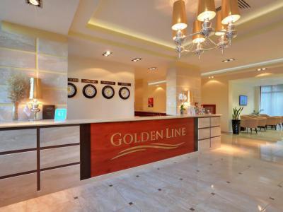 Aparthotel Golden Line****2018