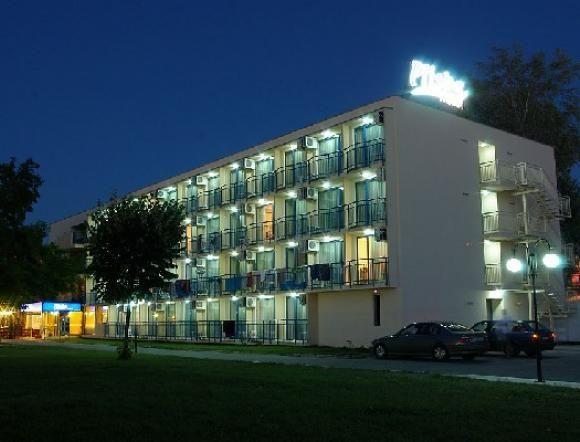 Hotel Pliska**+