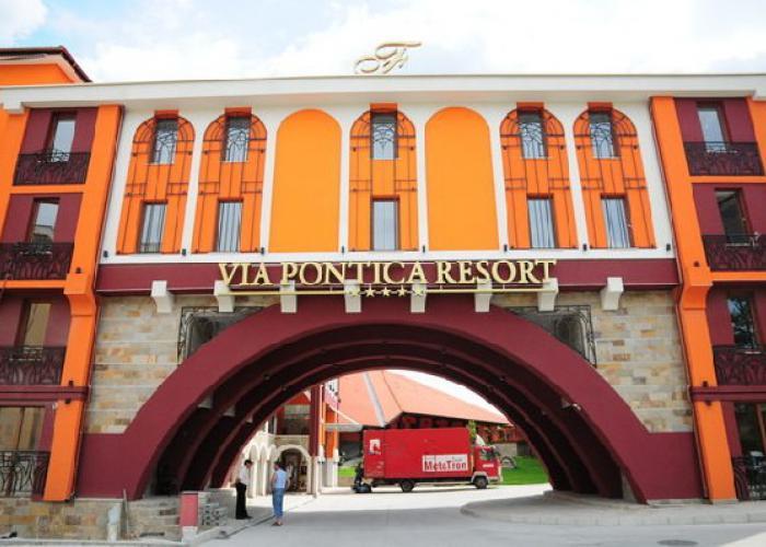 Hotel Via Pontica ***** 2013