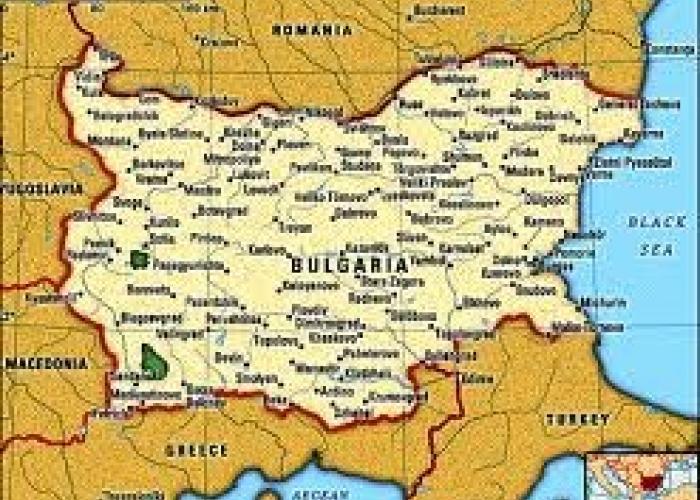 Bulgária autóbusszal