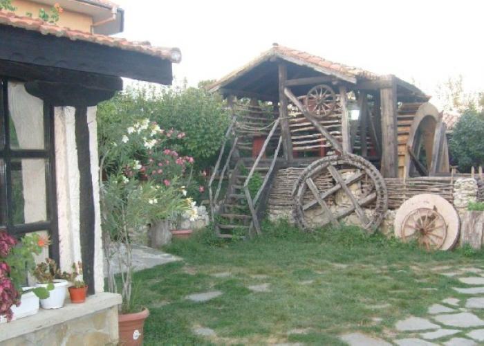 Bolgár falu - fakultatív kirándulás